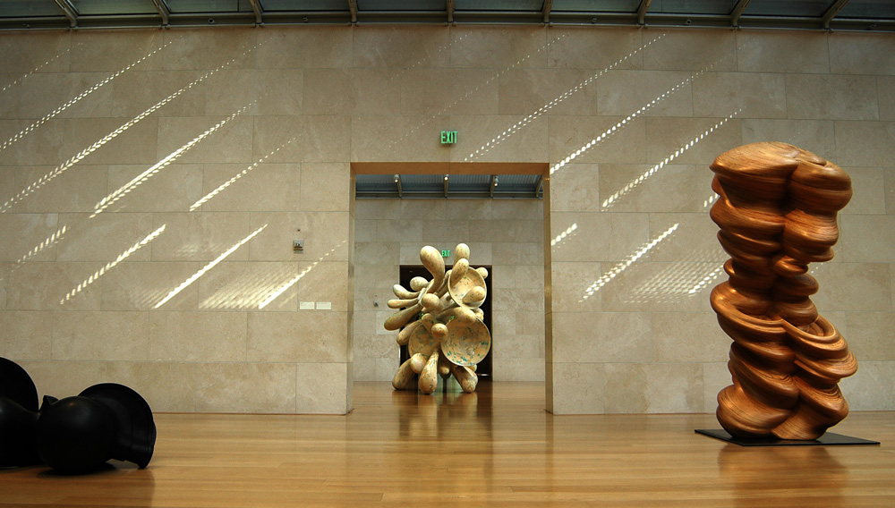 Tony Cragg at the Nasher Sculpture Center in Dallas